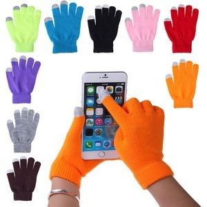 3 Finger Touch Screen Gloves for Smart Phones